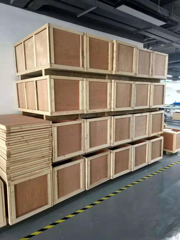 讲解木质包装箱的优势