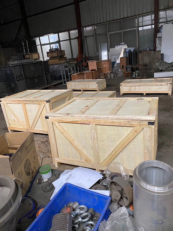 包装厂家讲解木质包装箱的优势