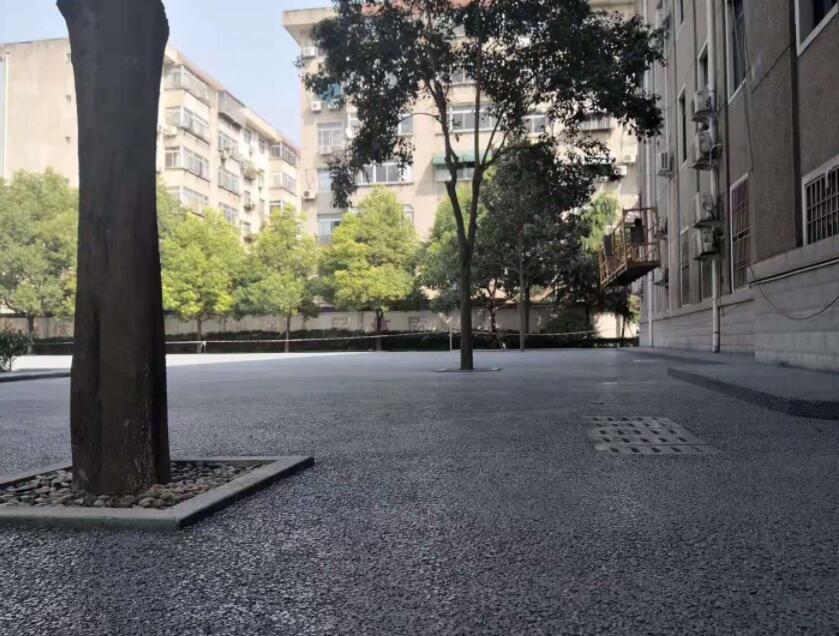 西安透水混凝土地坪的功能特点