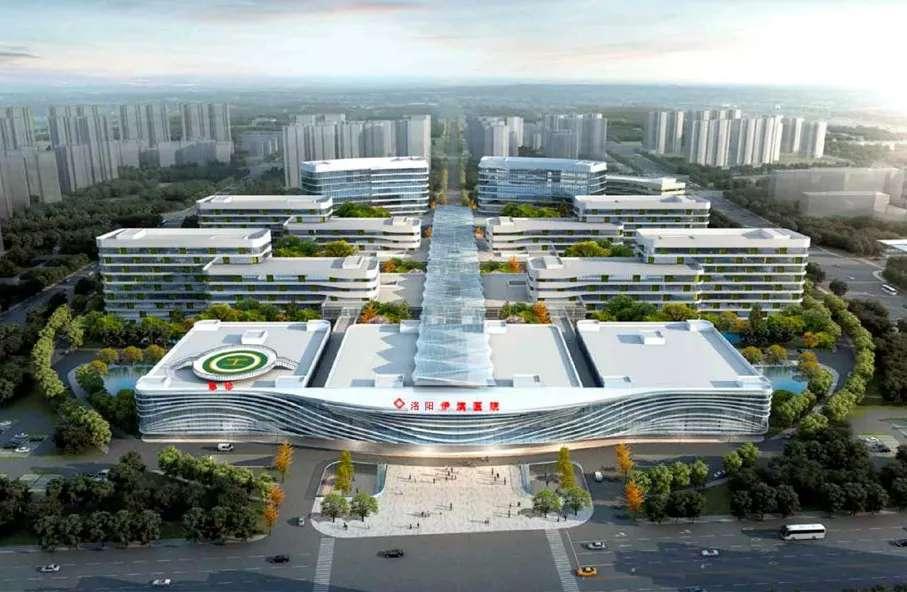 洛阳伊滨建设项目一期工程
