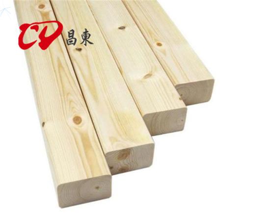 建筑方木在建筑工程上起到的作用