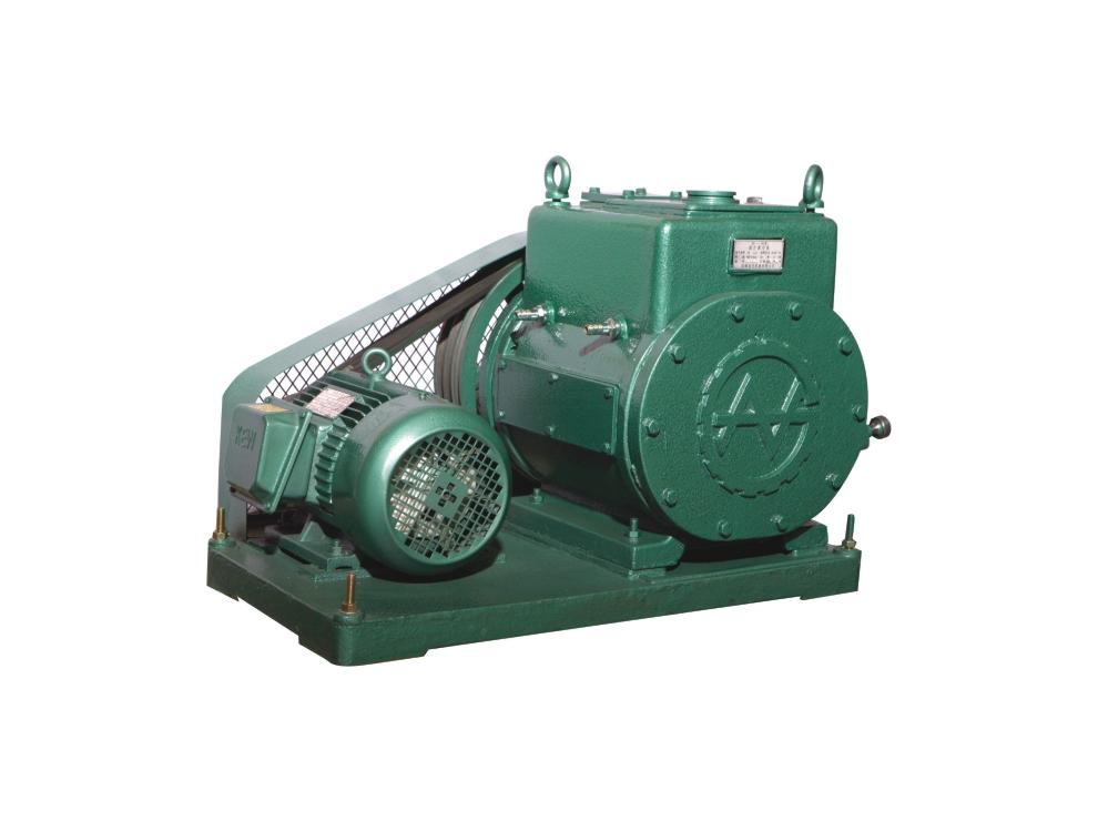 成都旋片式機械泵