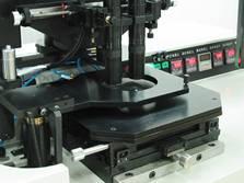 CCD顯微系統X、Y、Q對準工作臺Z軸升降機構