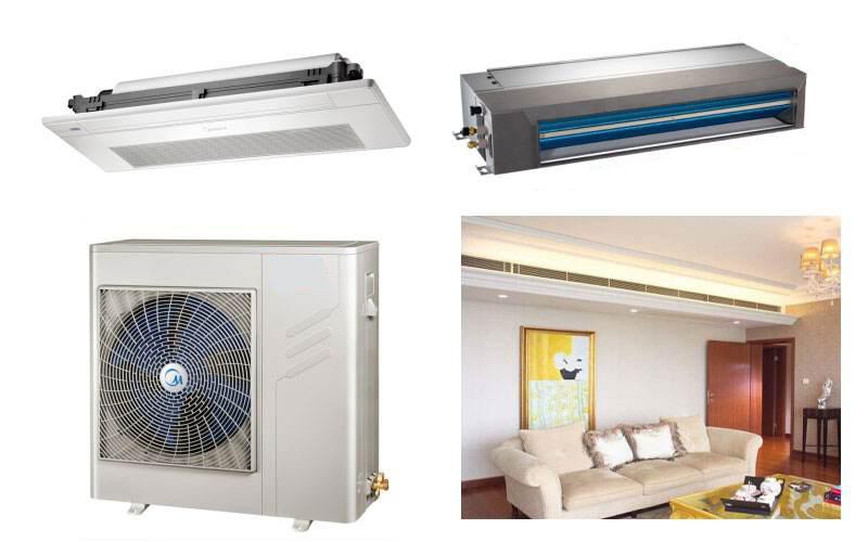 宜昌中央空调系统热管的5种清洗方法