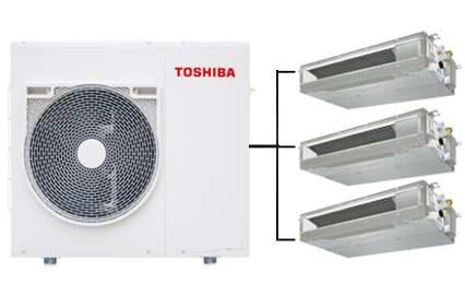 全直流变频家用中央空调 IMS系列