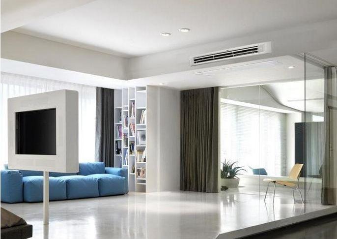 宜昌中央空调工程风机安装四个要点