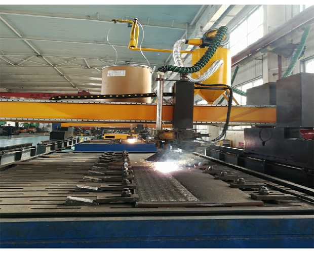信铬钢耐磨板生产线
