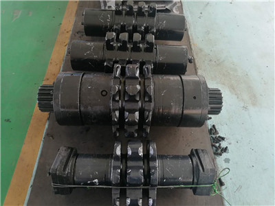 链轮组熔覆再制造