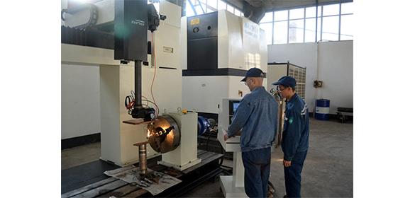 好消息!熔覆再制造技术可以修复工业领域转动设备了