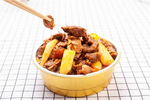 網絡突然紅起來的'藤椒牛肉',你吃了嗎?