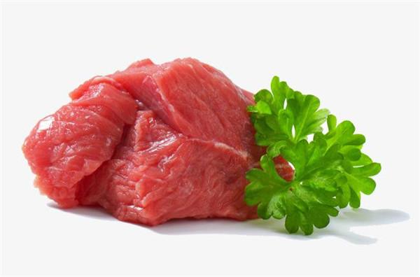 內蒙古牛肉醬所用新鮮食材