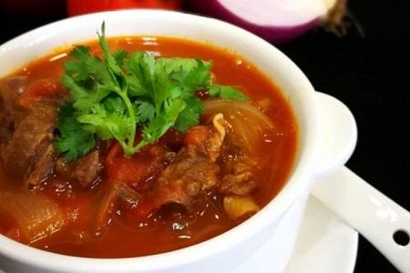 番茄牛腩湯怎么做?