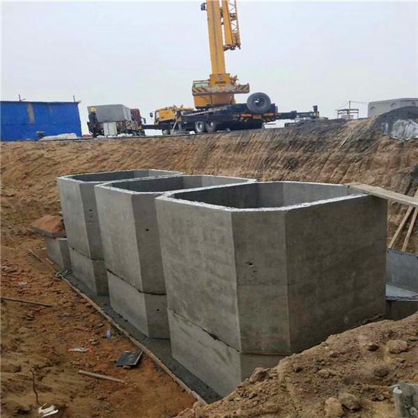 宁夏钢筋混凝土成品化粪池