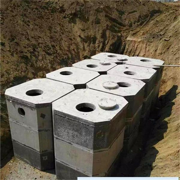 宁夏钢筋混凝土化粪池厂