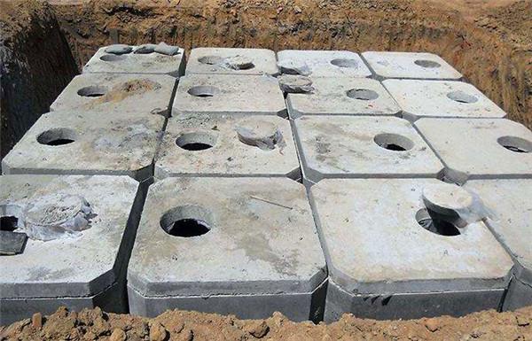 简述农村新型化粪池的施工流程以及注意事项