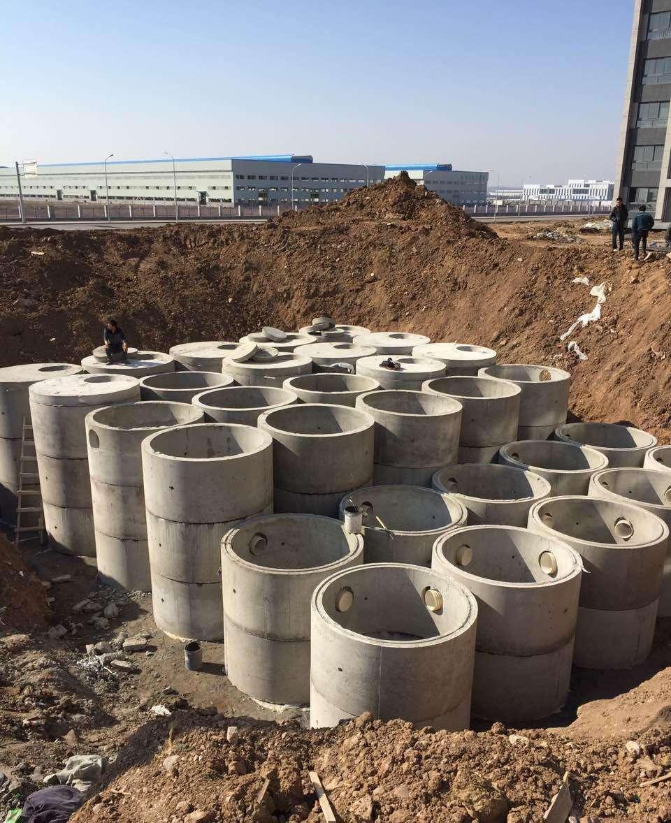 预支混凝土化粪池计算时需要注意哪些问题
