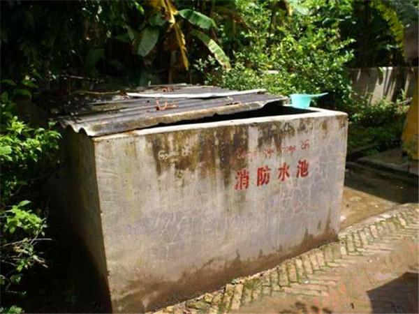 宁夏混凝土消防池