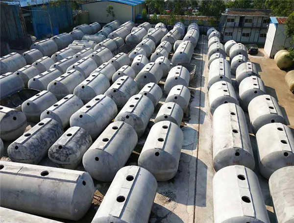 钢筋混凝土化粪池存在哪些优势为我们赖以生存的环境做出了巨大贡献