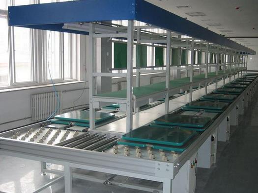 温达机械之西安流水线设备