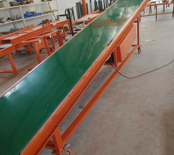 环保皮带输送机如何制造,西安温达机械设备厂家