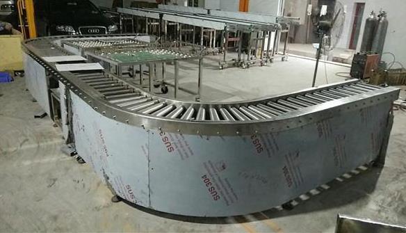 西安拓普电气输送机项目
