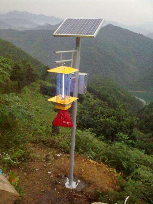 四川太阳能杀虫灯厂家