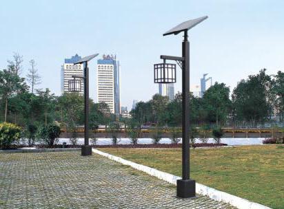 太阳能景观灯的安装方法浅析,千万不要错过