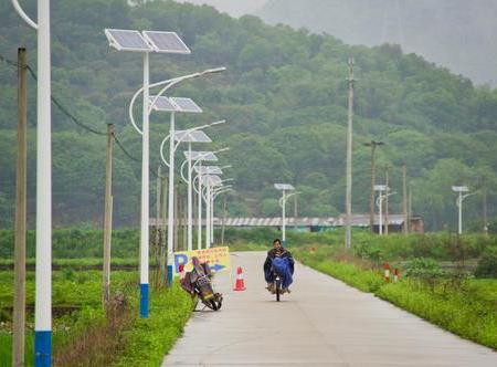 悄悄告诉你这些都是会影响四川太阳能路灯使用寿命的
