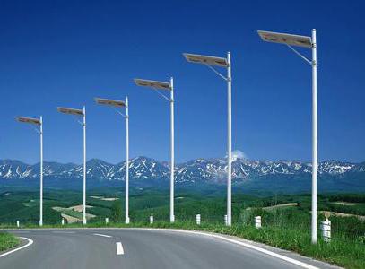 天黑了,你的民族风太阳能路灯亮起来了吗