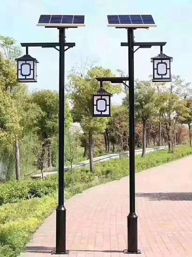 成都太阳能庭院路灯