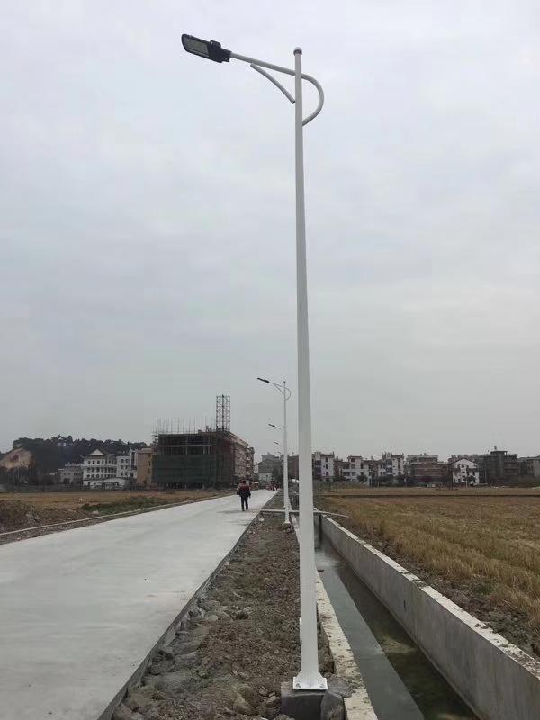 四川市电路灯
