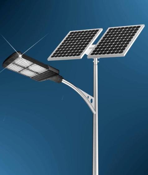 刚安装好的太阳能路灯当天能够正常亮灯吗?