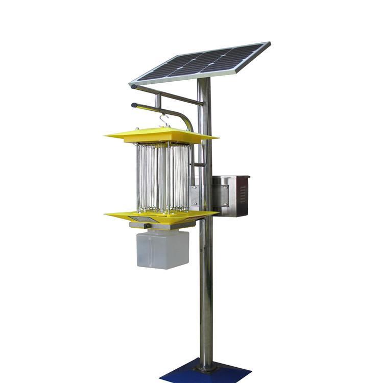 科亚照明分享 | 成都太阳能杀虫灯原理及应用