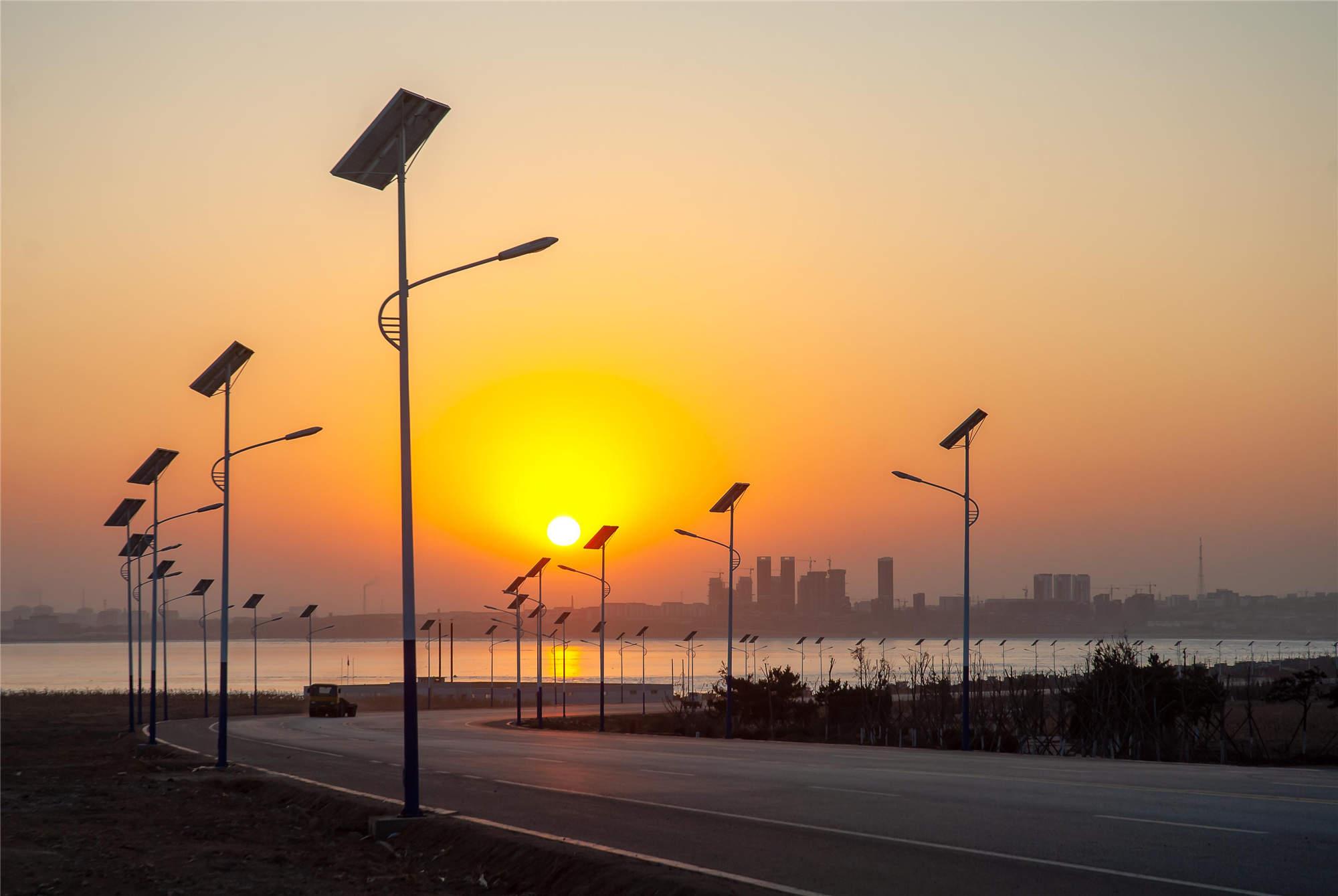 成都太阳能路灯安装注意事项,详解!