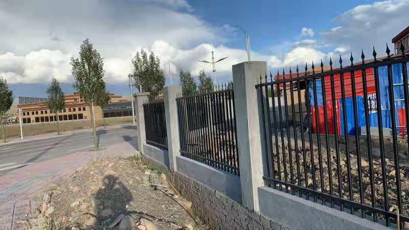 成都铁艺栏杆生产