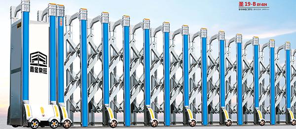干货分享:电动伸缩门的制作流程使用范围等