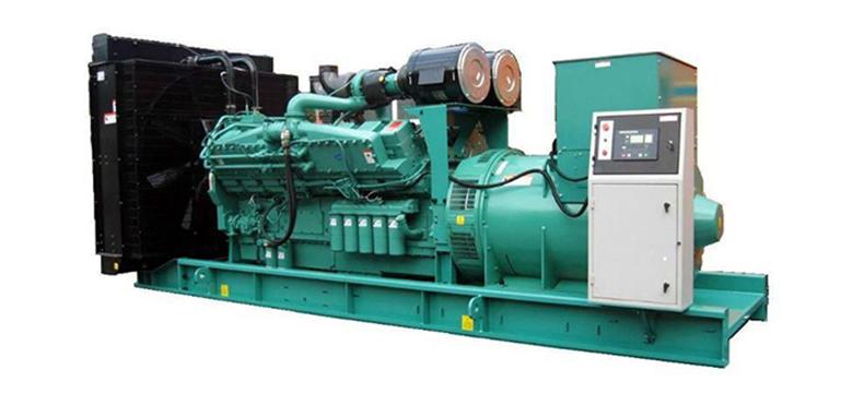 西德曼柴油发电机销售成功案例