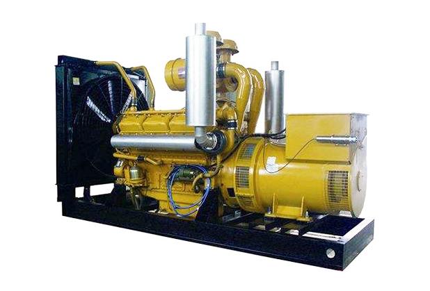 560KW柴油发电机组