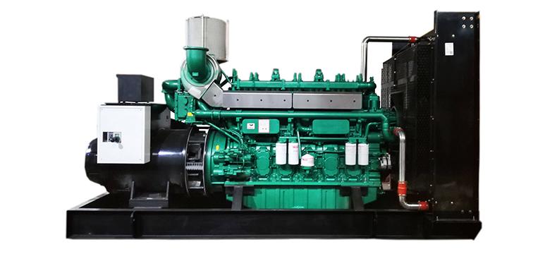 四川柴油发电机组销售成功案例