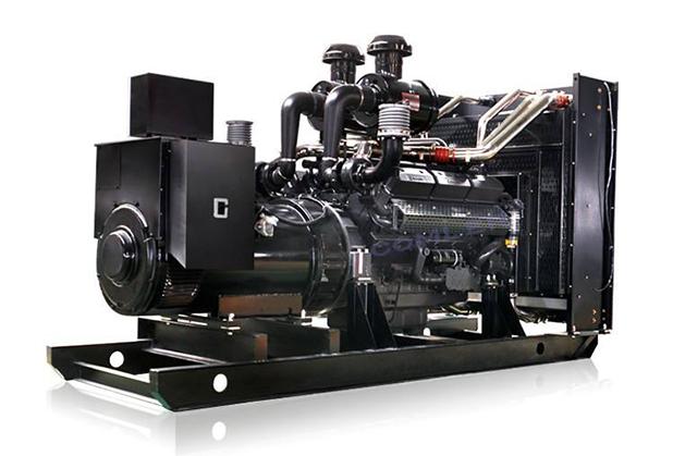 当我们在沙漠地区,该如何使用四川上柴发电机?