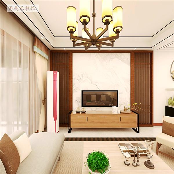 鹤壁家装设计装饰案例