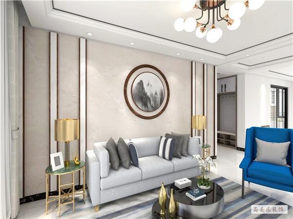 家装设计中整体灯光的选色应该遵循什么样的原则呢?