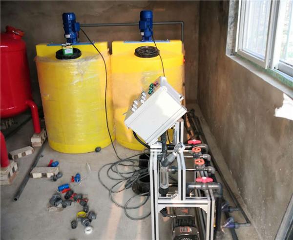 三门峡葡萄基地水肥一体化工程