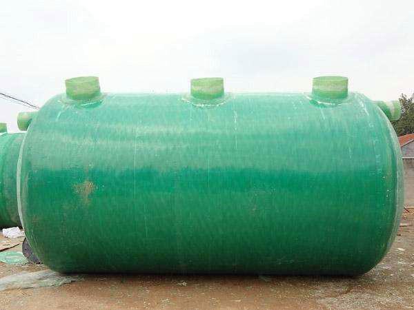 宁夏玻璃钢化粪池