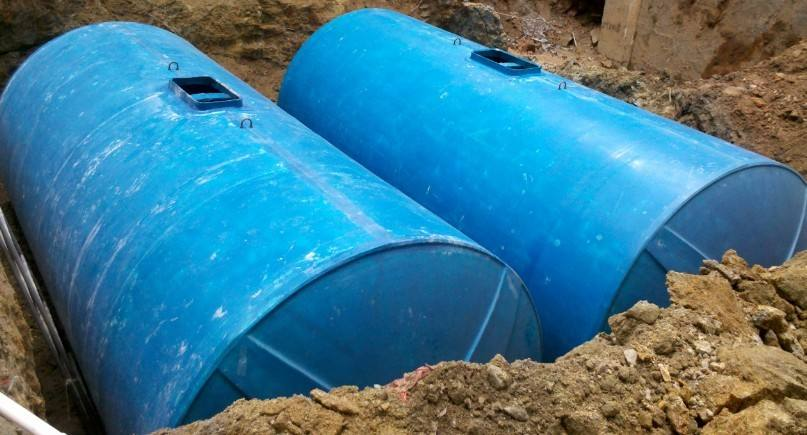 宁夏玻璃钢化粪池厂家带你了解安装玻璃钢化粪池需要注意的事项