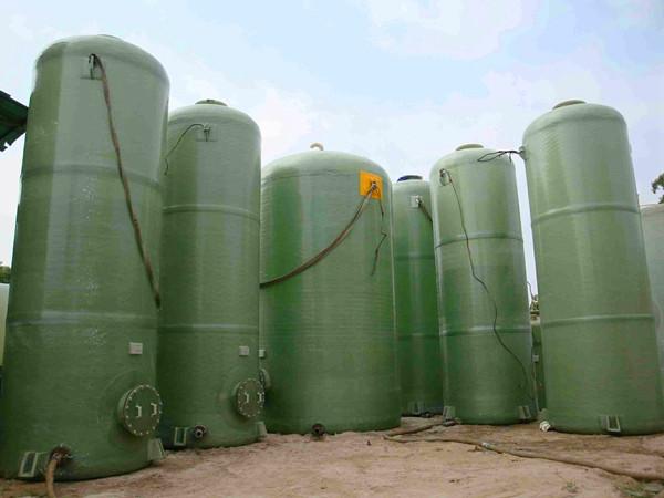 宁夏玻璃钢储水罐