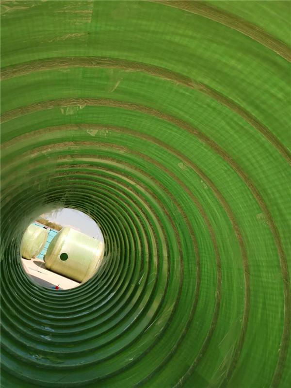内加筋玻璃钢化粪池