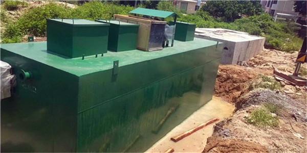 宁夏农村污水处理设备