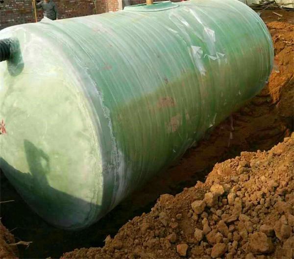 化粪池的工作原理——浅谈化粪池水污染物去除率