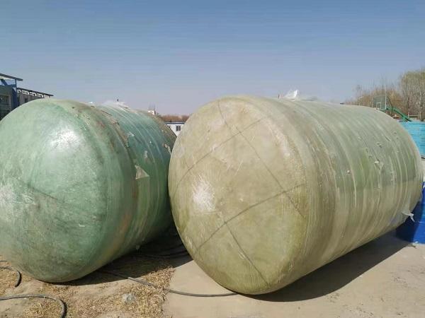 100立方玻璃钢化粪池